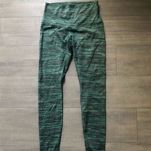 Gently used high rise lululemon Wunder under